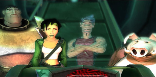 Games I Love: Beyond Good and Evil