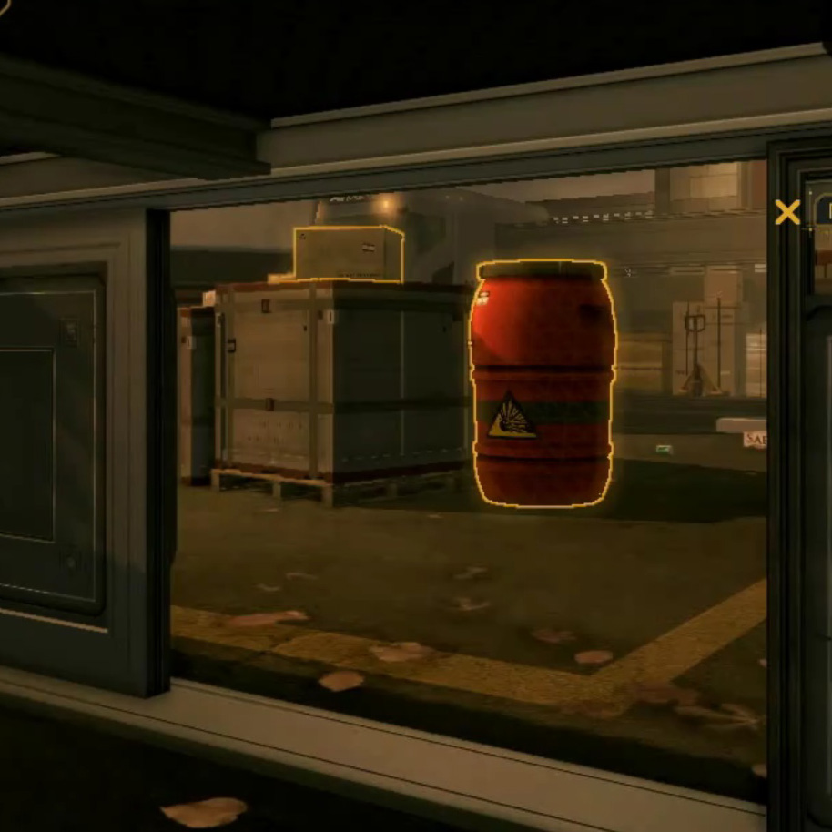 Pick Up That Can: The Problem With Interactive Objects